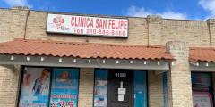 Clínica San Felipe San Antonio, Texas