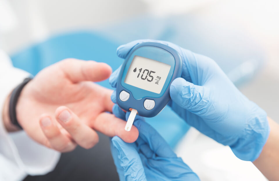 Especial para diabéticos + consulta
