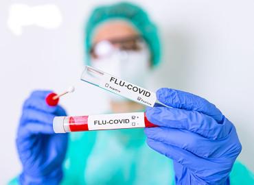 Combo Viral (Flu - Covid Rapid Test)